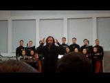 Артём Семенов и хор Галарт - Agnus Dei