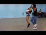 Diana Rodrigues & Yoandy Villaurrutia. Salsa casino