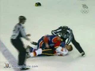 Aaron Johnson vs Ryan Stone Dec 28 2009