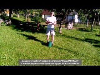 Ajaja(ice bucket challenge)