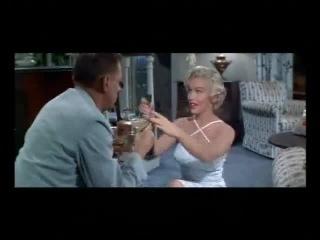 Мэрилин Монро - фрагмент из док. фильма Секс 24 кадра в секунду (2003)