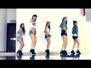 Coreografia I GOT A BOY Waveya ver (dance practice)