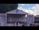 Ансамбль ,, Волшебная страна,, День города Люберец, открывали концер танцем Flash mop