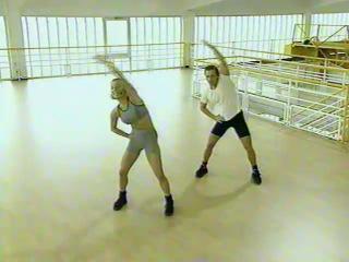 Упражнения для талии от Валери Турпин[1]