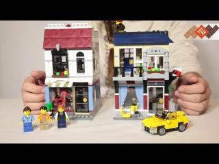 Конструктор Лего Криэйтор (Lego Creator) Городская улица 31026