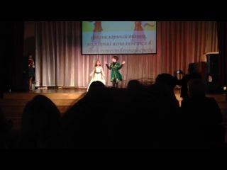 Конкурс танцев часть 1