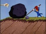Дятел Вуди (Woody Woodpecker) - Ломать, не строить (115 Серия)
