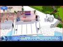 BellasGameChannel The Sims 3 Студенческая жизнь Бэлы и Романа Вито 25 ЦАРЬ-ГОРОХ!