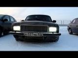 Russian Mark II blow off | 1JZGTE | ГАЗ 3102