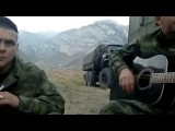 Чечня Песня под гитару''Зеленые глаза''_low
