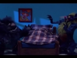 Робоцып - одеяло спасает от монстров