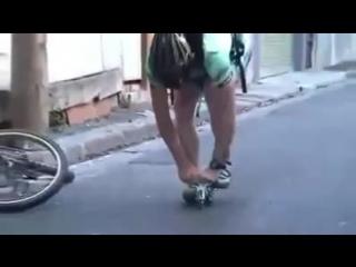 small bike.