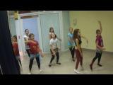 Тренировка /Студия восточного танца IMPULS г. Кривой Рог