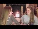 Question & Answer - Connie & Jorgie part 1 RUS SUB {2014}