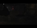 Кирилл лижет кошку