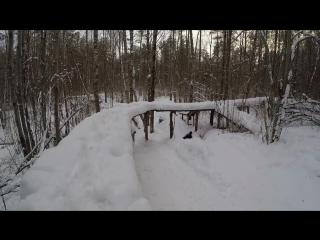 Сноупарк НБ 28.01.15