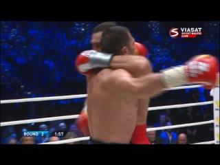 Владимир Кличко vs Кубрат Пулев.