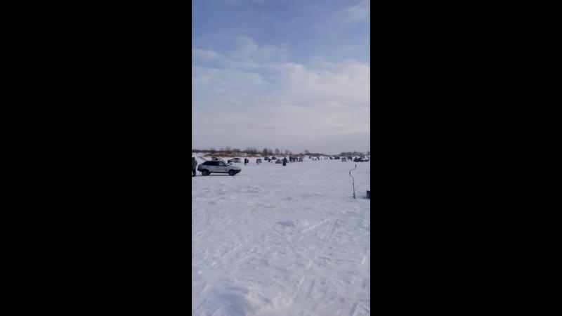 камские поляны(шешма) 31 января.
