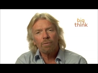 Проба пера - моя переозвучка - Интервью с Ричардом Бренсоном (CEO Virgin group)