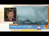 Martin Freeman on final 'Hobbit' film: 'It's now over'