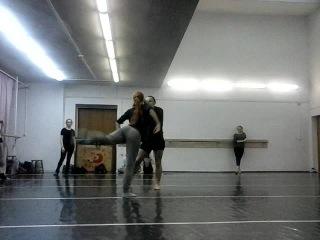 Марина Херолянц и Антон Ярцев Boroditsky Dennis Dance Company