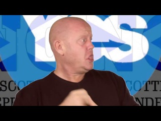 Поддержать ли отделение Шотландии от Великобритании - ДА или НЕТ? На британском жестовом языке