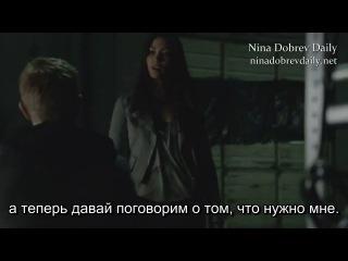 Удалённая сцена 5 сезона «Дневников Вампира» с русскими субтитрами от NDD.