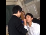 Pocky gay kiss kawaii Japan BL Shounen-ai life