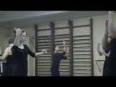 Па -де - грасс сломанных игрушек, 2014, зима, зачёт по танцу - 1 курс