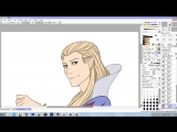Drawing Snow White Legolas