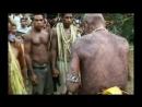 Папуа Новая Гвинея — шрамирование (рубцевание или скарификация)