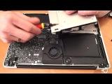 Инструкция по установке Optibay 9,5мм SATA в MacBook Pro 2010