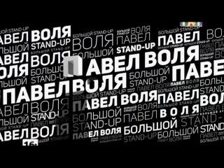 Павел Воля. Большой Stand-Up (2014) SATRip
