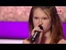 Elina - Ой летіли дикі гуси (Ukrain halq türküsi) X-Factor 5 televizion leyhasınıñ Odessa kastinginde (30.08.2014)