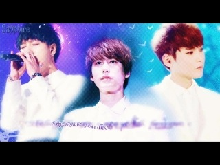 [Sapphire SubTeam] Super Junior K.R.Y - The Whisper of West Wind (рус.саб)