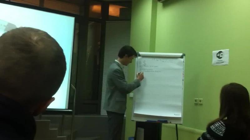 Скорбатюк Андрей. Презентация бизнеса