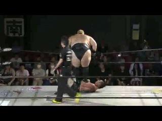 [IWU]Ryota Hama vs. Kohei Sato