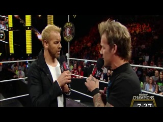"(wwewm) night of champions 2014: ""the peep show"" with special guest chris jericho"