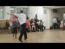 НГ на бальных танцах. Старшая группа. Влад и Диана. Рок-н-ролл
