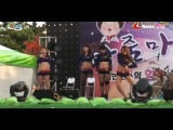 [News TV @ news edition] dance team performances Miracle - Members Play (Mrs. Festival events)