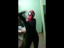Я человек-паук паутина из рук!