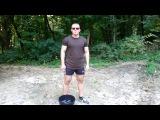 Ice bucket challenge принял от Сергея Мазуренка и Вадима Синжерецкого