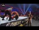 [My1] Melina (c) vs. Michelle McCool (c) - WWE Divas Title / WWE Women's Title Unification Lumberjill Match