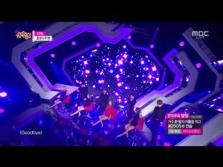 [PERF] 141129 Hyorin X Jooyoung - 지워(Erase) @ MBC Music Core