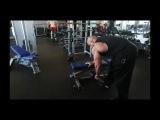 Мастер класс Victor Martinez Тренировка спины