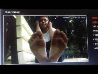 Ксения Каратыгина | Ksenia Karatygina barefoot model. Part 4
