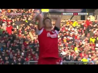 Чемпионат Германии 2014-15 / 20-й тур / Фрайбург – Боруссия Д / Sky Bundesliga HD / 1 тайм