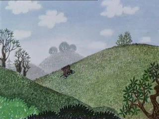 Крот и кисточка_Krtek a šťoura (1999 год) 58 серия