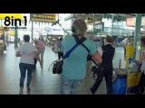 Собака в аэропорту Амстердама находит людей-владельцев потерянных ими гаджетов и телефонов / KLM Lost & Found service