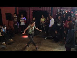 M'ЯSKO battle 2015|ZP| Dancehall| Hope vs April vs Alya